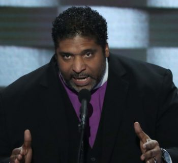 Rev. Dr. William J. Barber, II Speaks