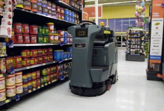 Walmart Announces Plans For 360 Robot Janitors The Reader